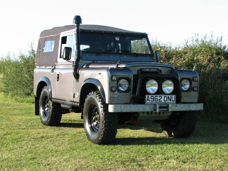Land Rover Serie III #5