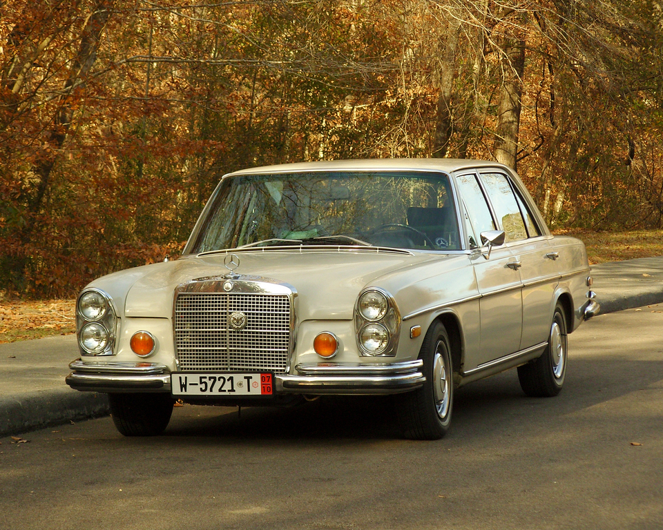 1970 Mercedes Benz 280 Photos Informations Articles