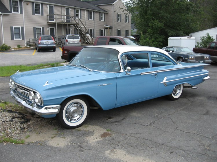 1960 Chevrolet Bel Air #9