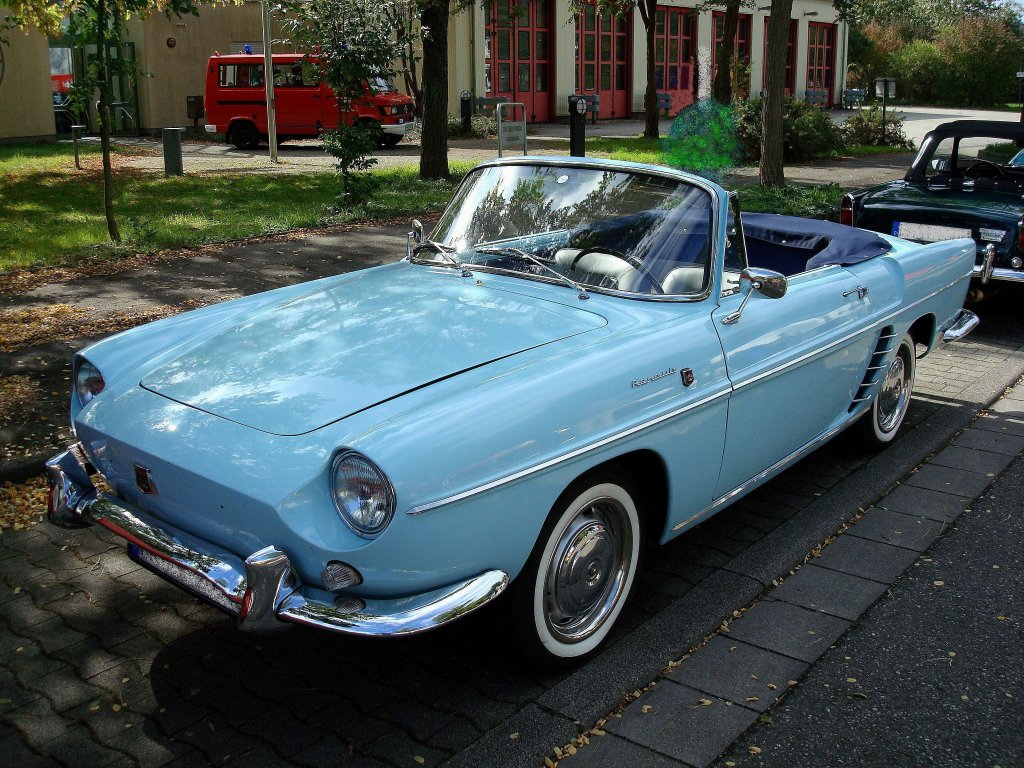 1962 Renault Caravelle #18
