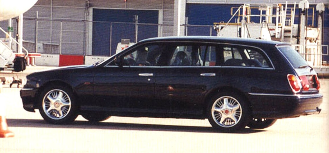 1995 Bentley Java #2