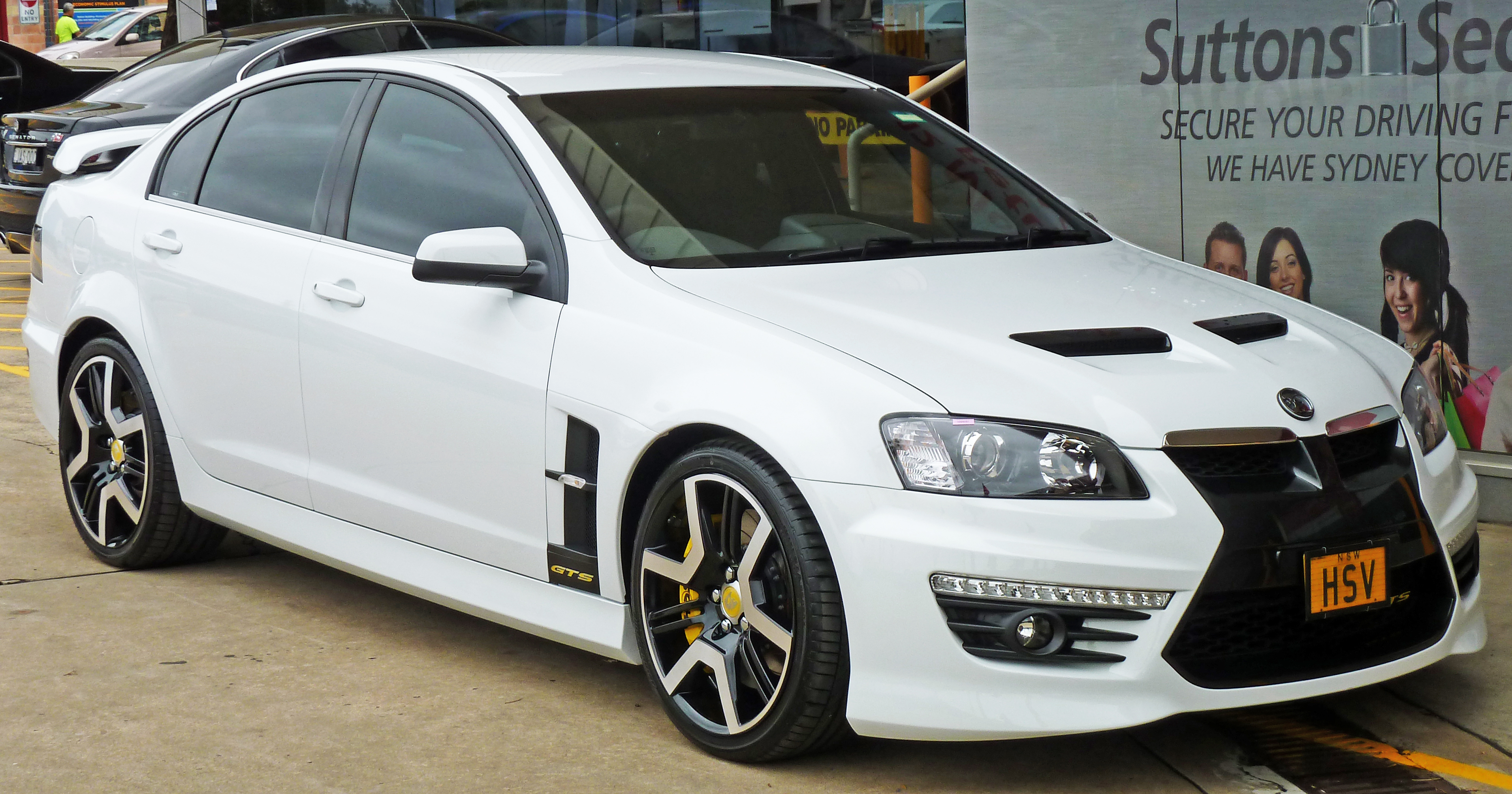 Holden HSV #10