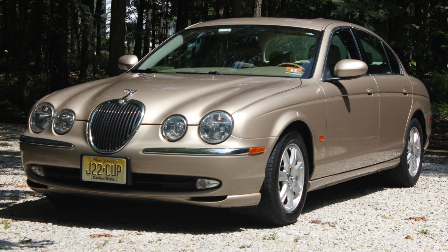 2003 Jaguar S-type #4