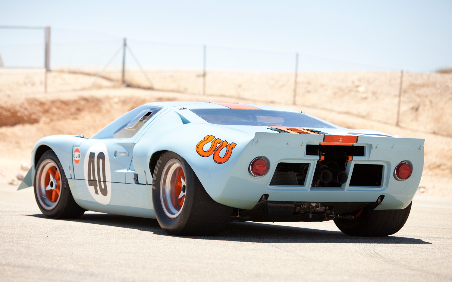 1968 Ford GT 40 #9