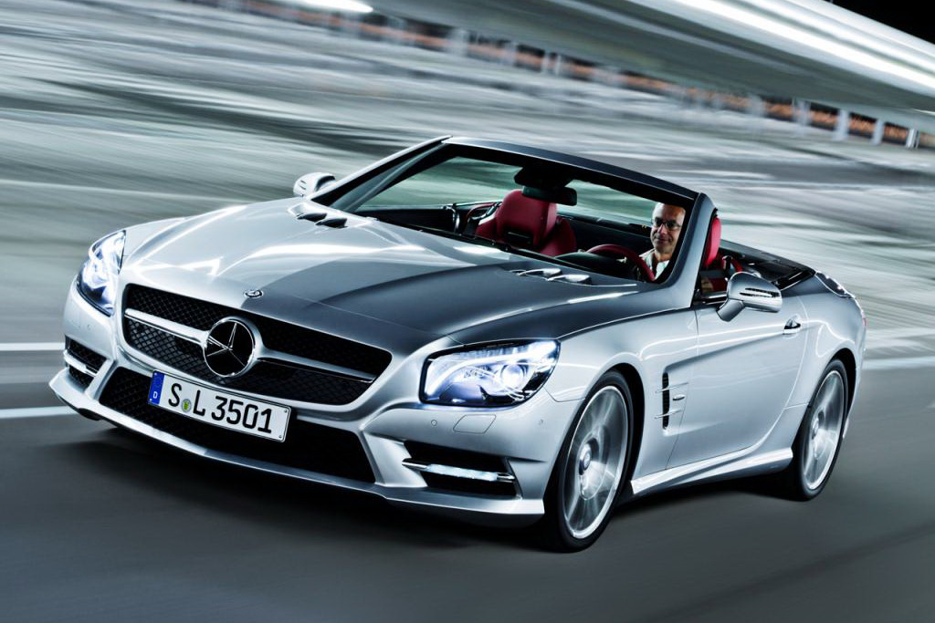 Mercedes-Benz SL #9