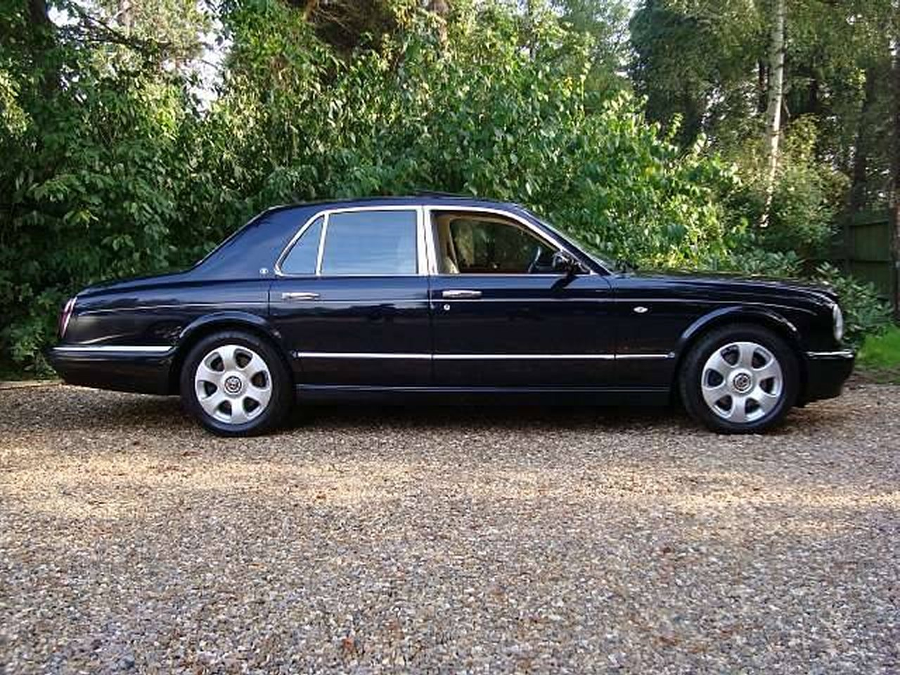 2001 Bentley Arnage #18