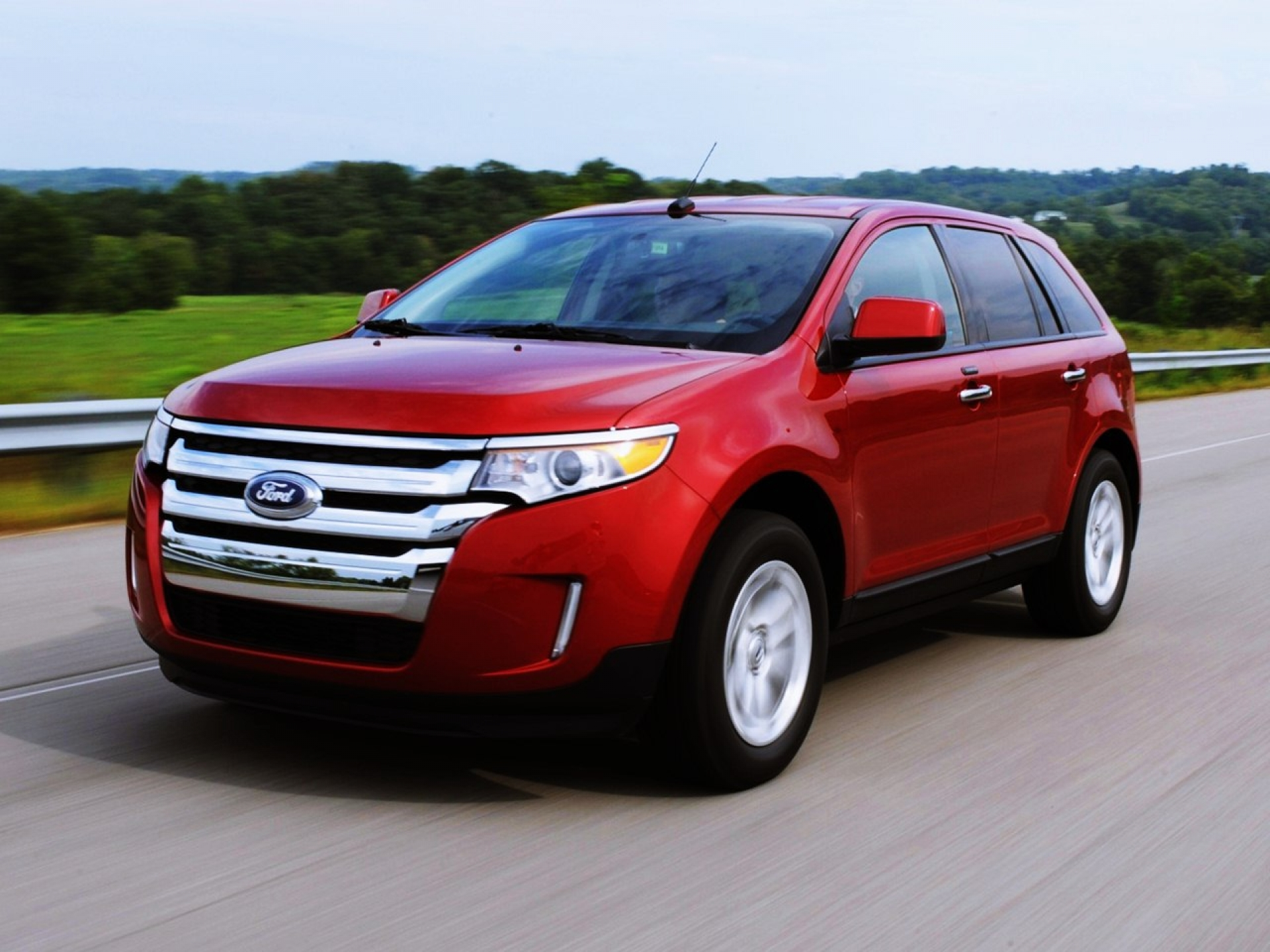 2013 Ford Edge Photos, Informations, Articles - BestCarMag.com