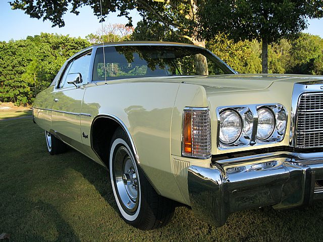 1978 Chrysler Newport #12