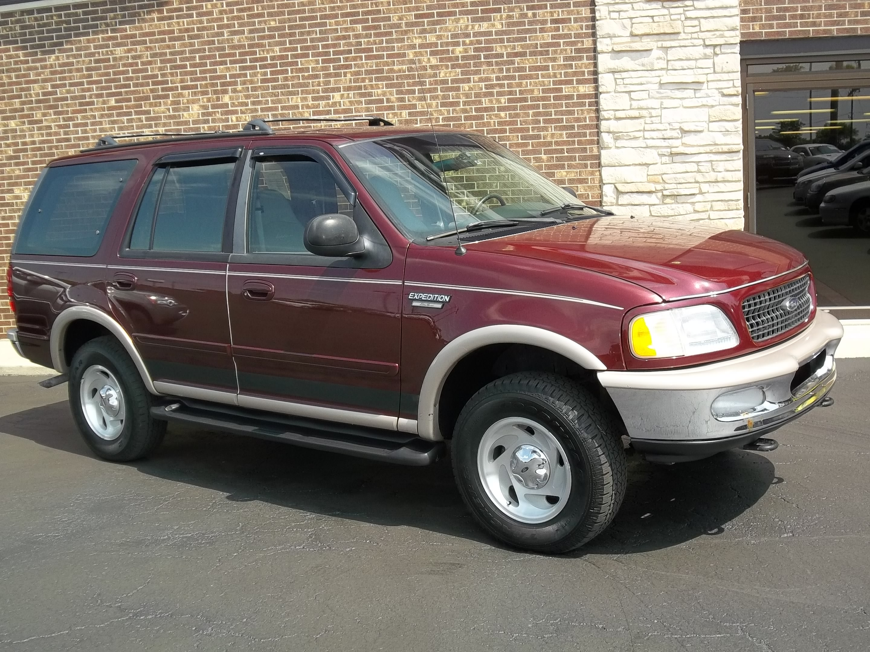 1997 Ford Expedition #5