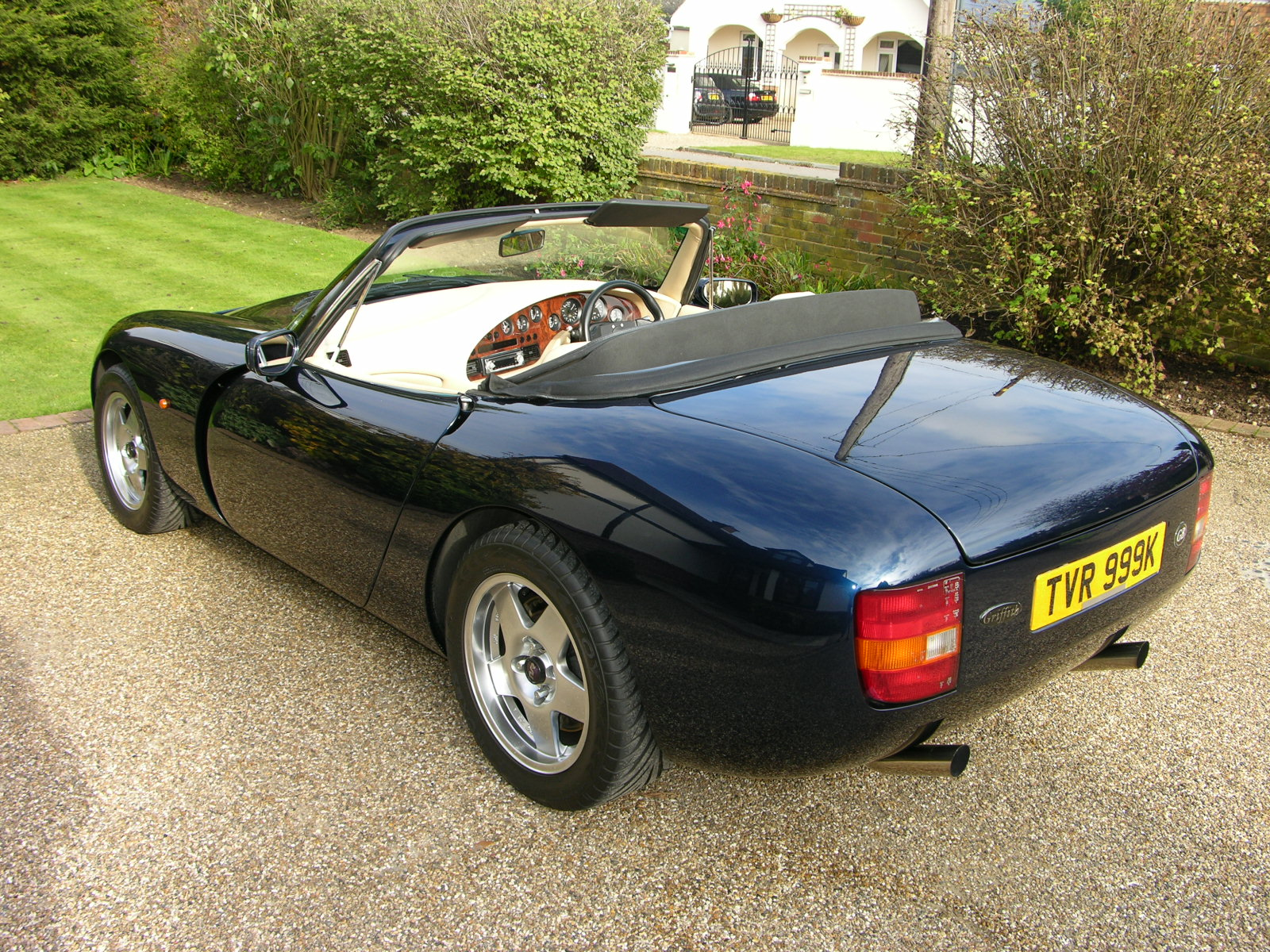 1992 TVR Griffith #11