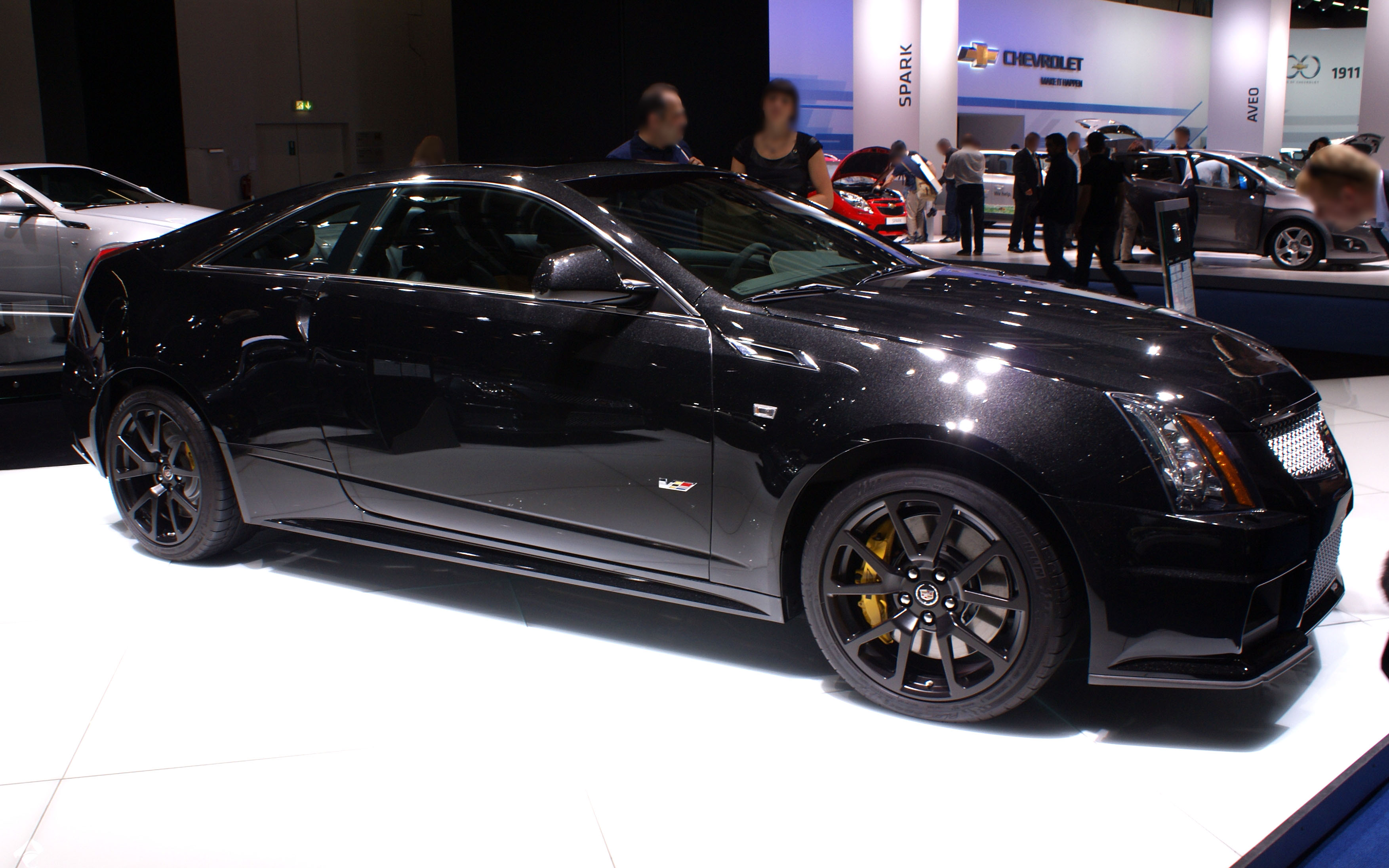 Cadillac Cts-v Coupe #17
