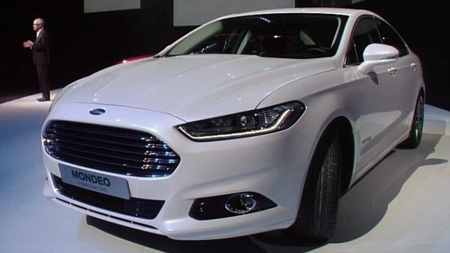 Ford Mondeo #18