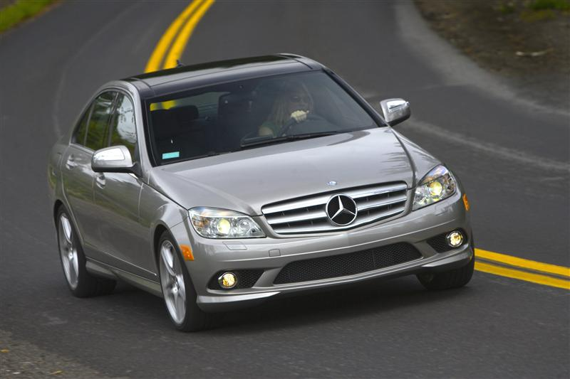 2009 mercedes benz c class photos informations articles for 2009 mercedes benz c350