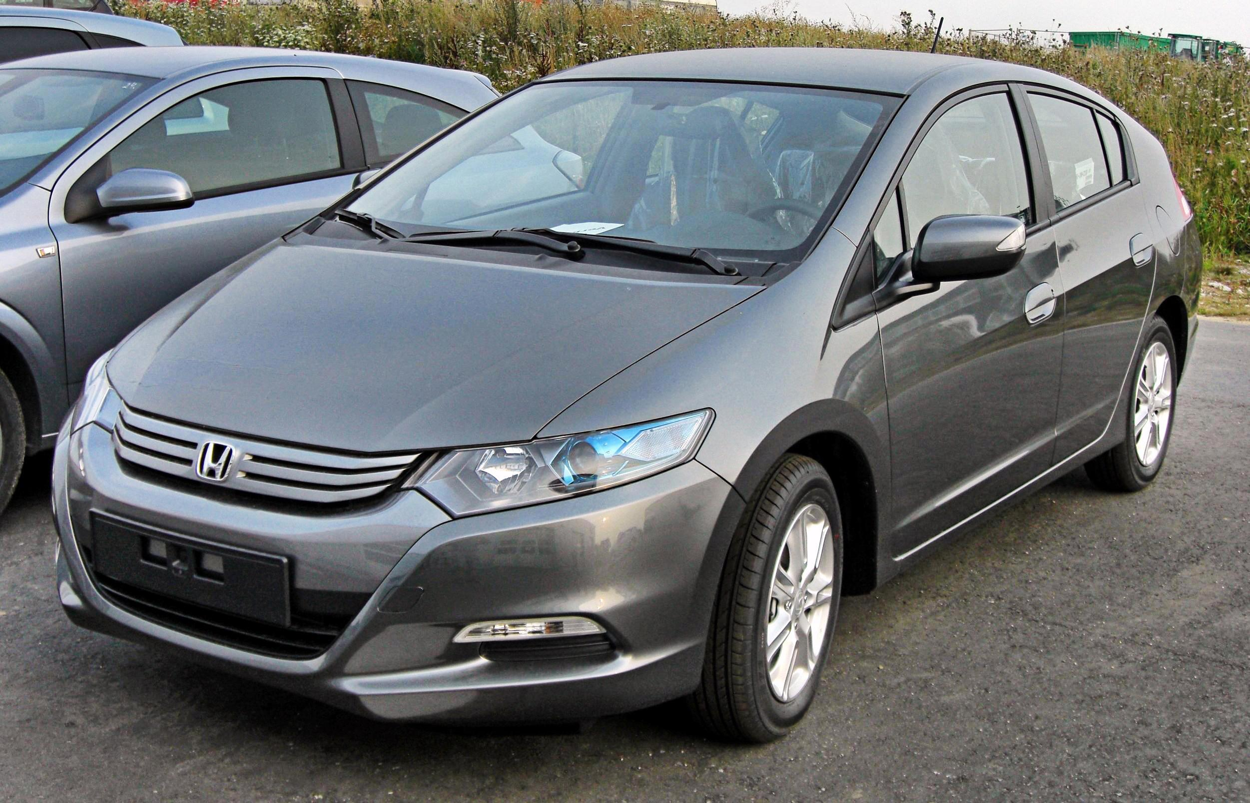Honda Insight #9