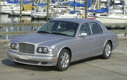 2003 Bentley Arnage #12