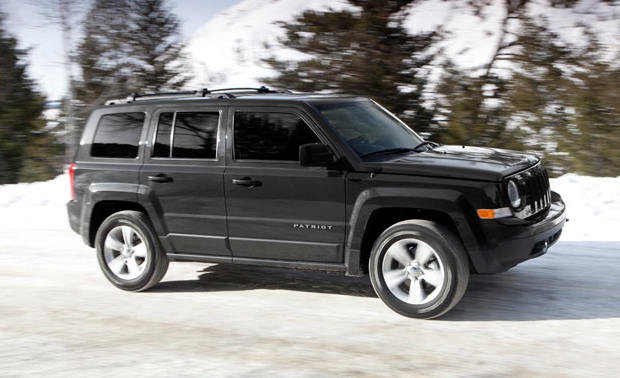 2012 Jeep Patriot #10