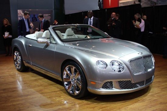 2013 Bentley Continental Gtc #11