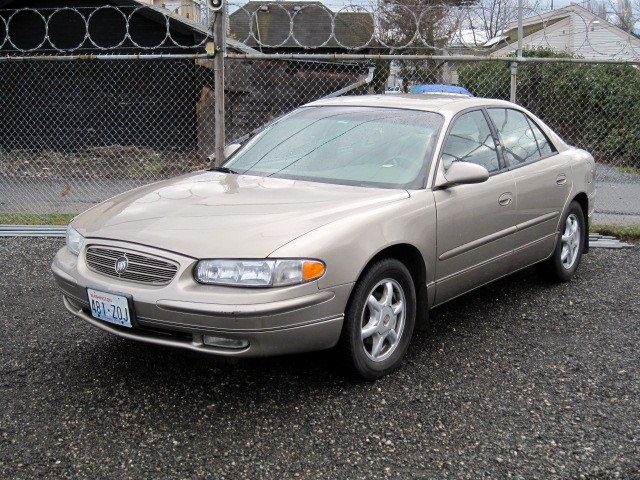 2002 Buick Regal #5
