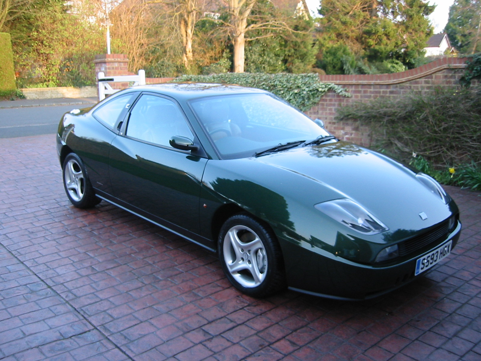 Fiat Coupe Photos Informations Articles 20v Wiring Diagram 16