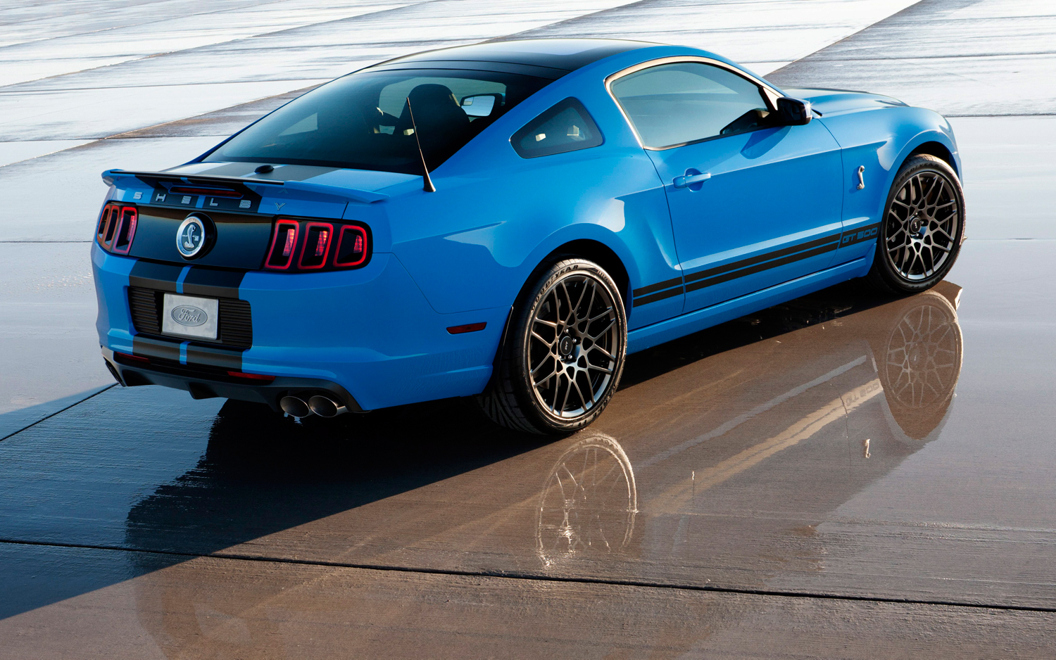 2013 Ford Shelby Gt500 #10