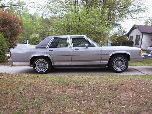 1991 Ford Ltd Crown Victoria #14
