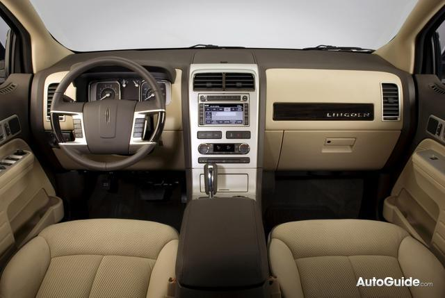 2009 Lincoln Mkx #12