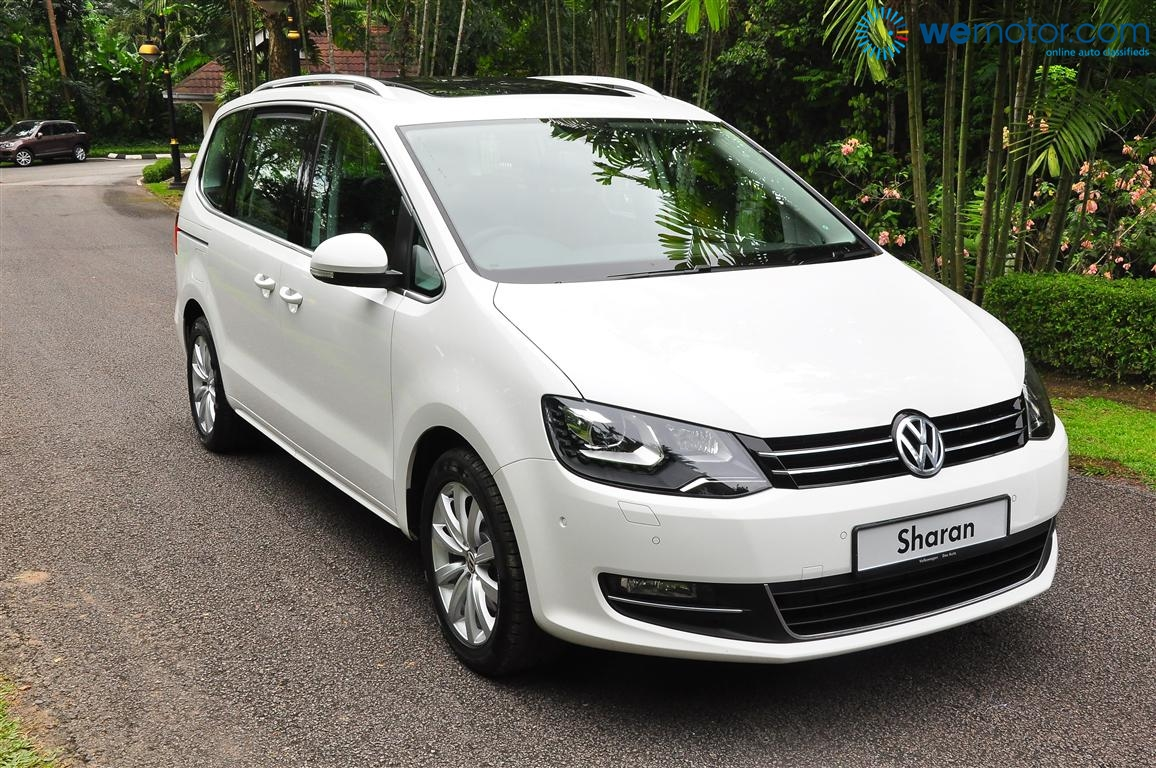 2012 volkswagen sharan photos informations articles. Black Bedroom Furniture Sets. Home Design Ideas