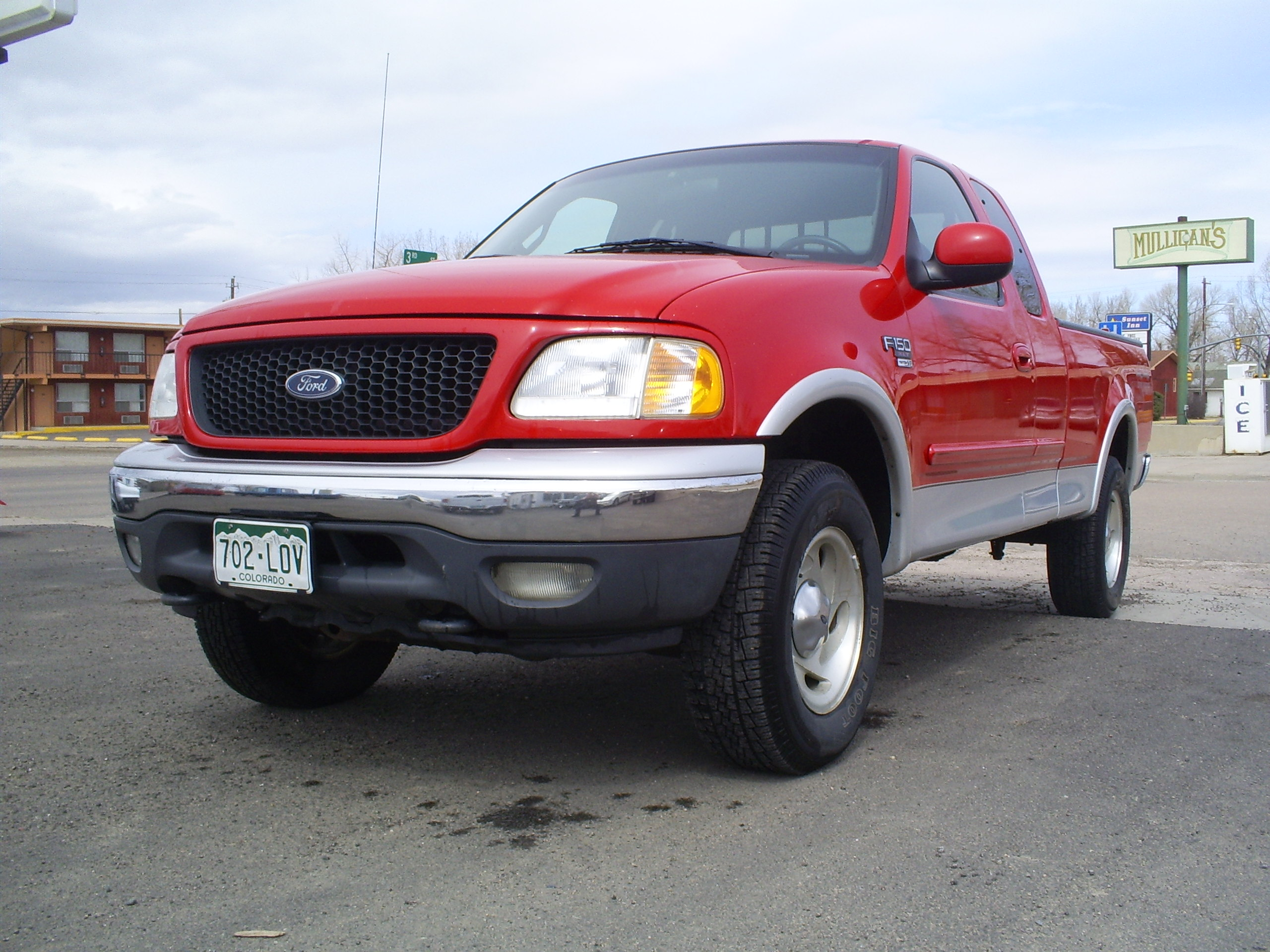 2000 ford f 150 1