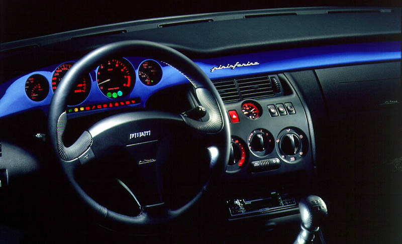 1999 Fiat Coupe #17