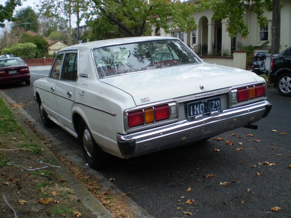 1976 Toyota Crown #12