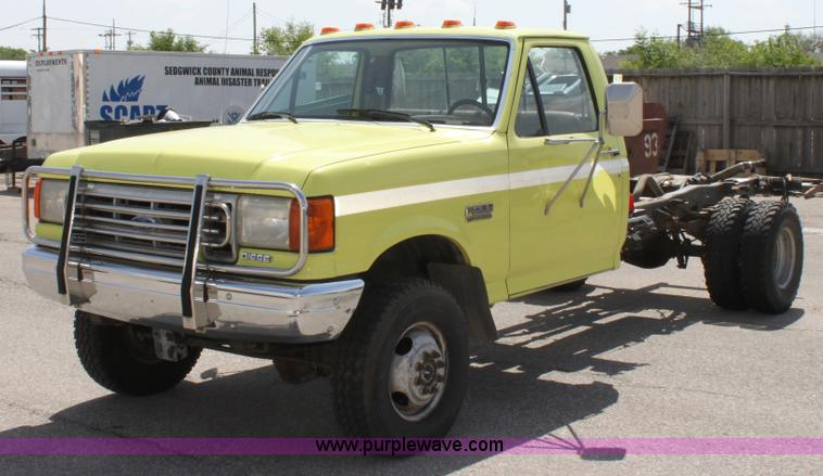 1990 Ford F-350 #9