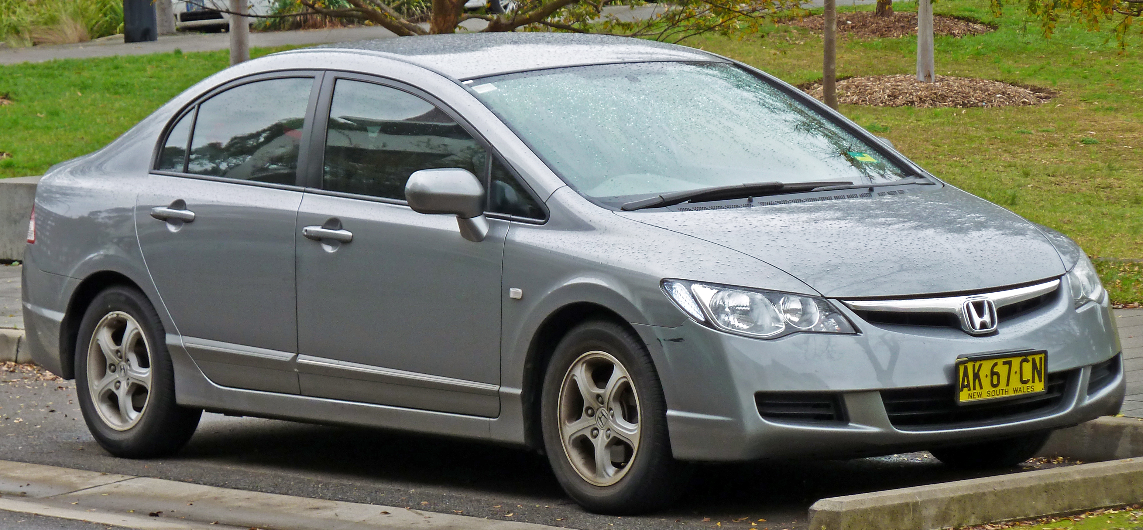 2006 Honda Civic #8