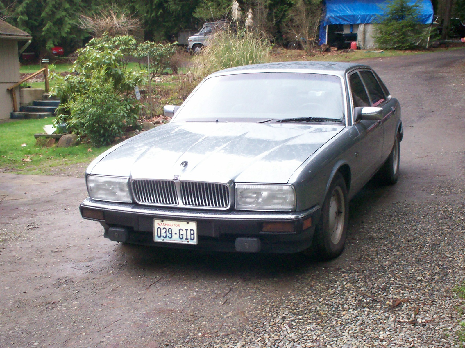 1991 Jaguar Xj-series #4