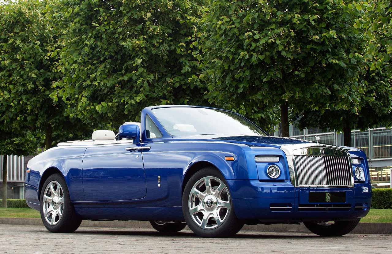 Rolls royce Phantom Drophead Coupe #2