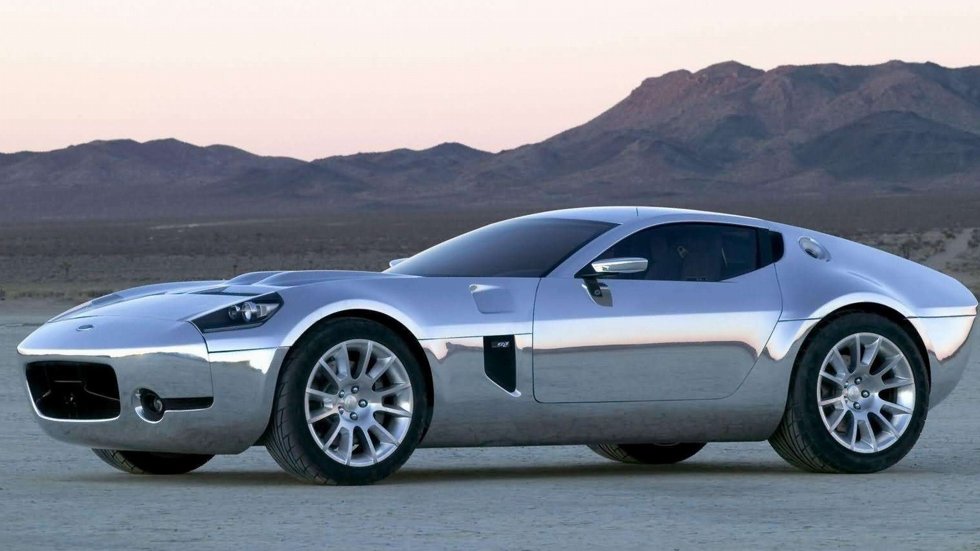 Ford Shelby GR-1 Concept #14