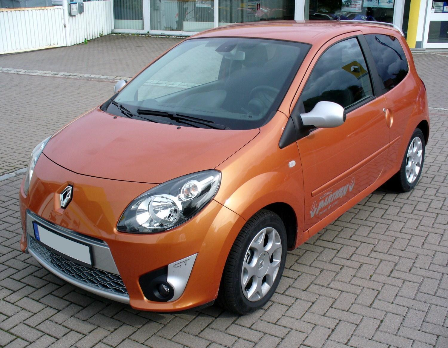 2008 renault twingo photos informations articles. Black Bedroom Furniture Sets. Home Design Ideas