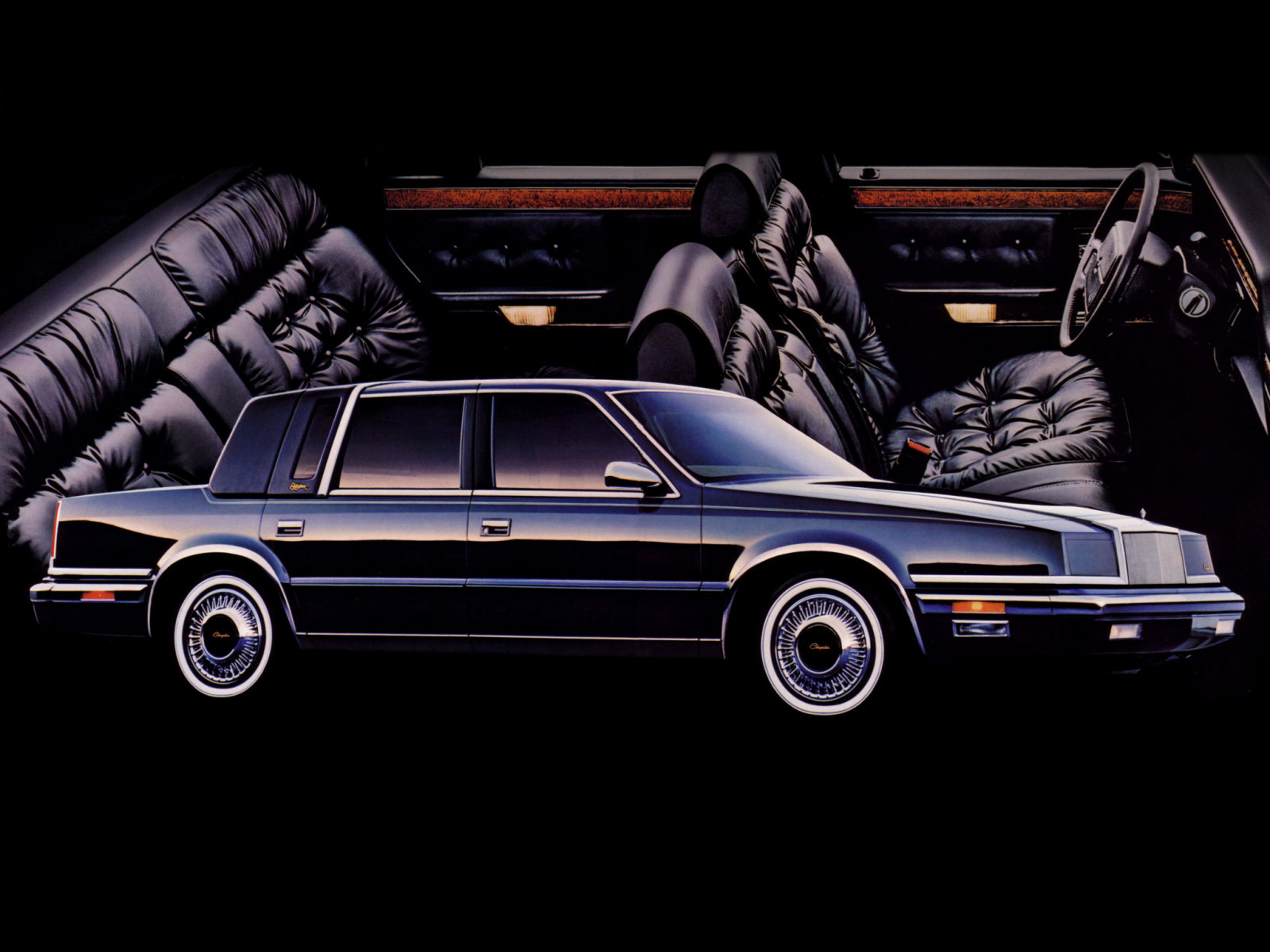1990 Chrysler New Yorker #7