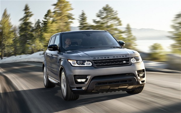 2013 Land Rover ALL-NEW Range Rover #9