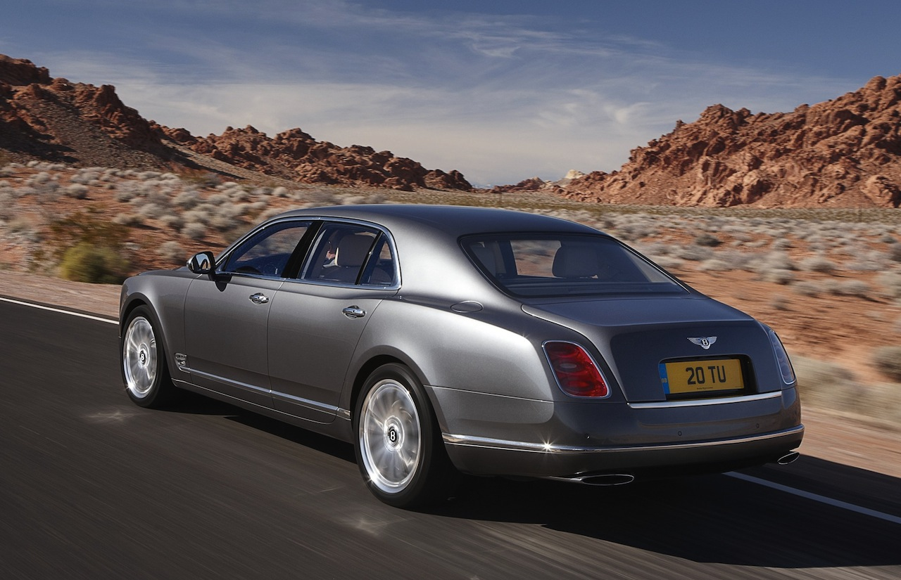 2013 Bentley Mulsane #5