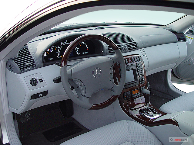 2003 Mercedes-Benz CL #11