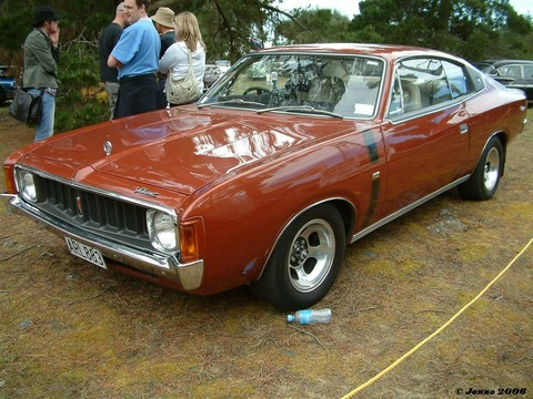 1973 Chrysler Valiant #8