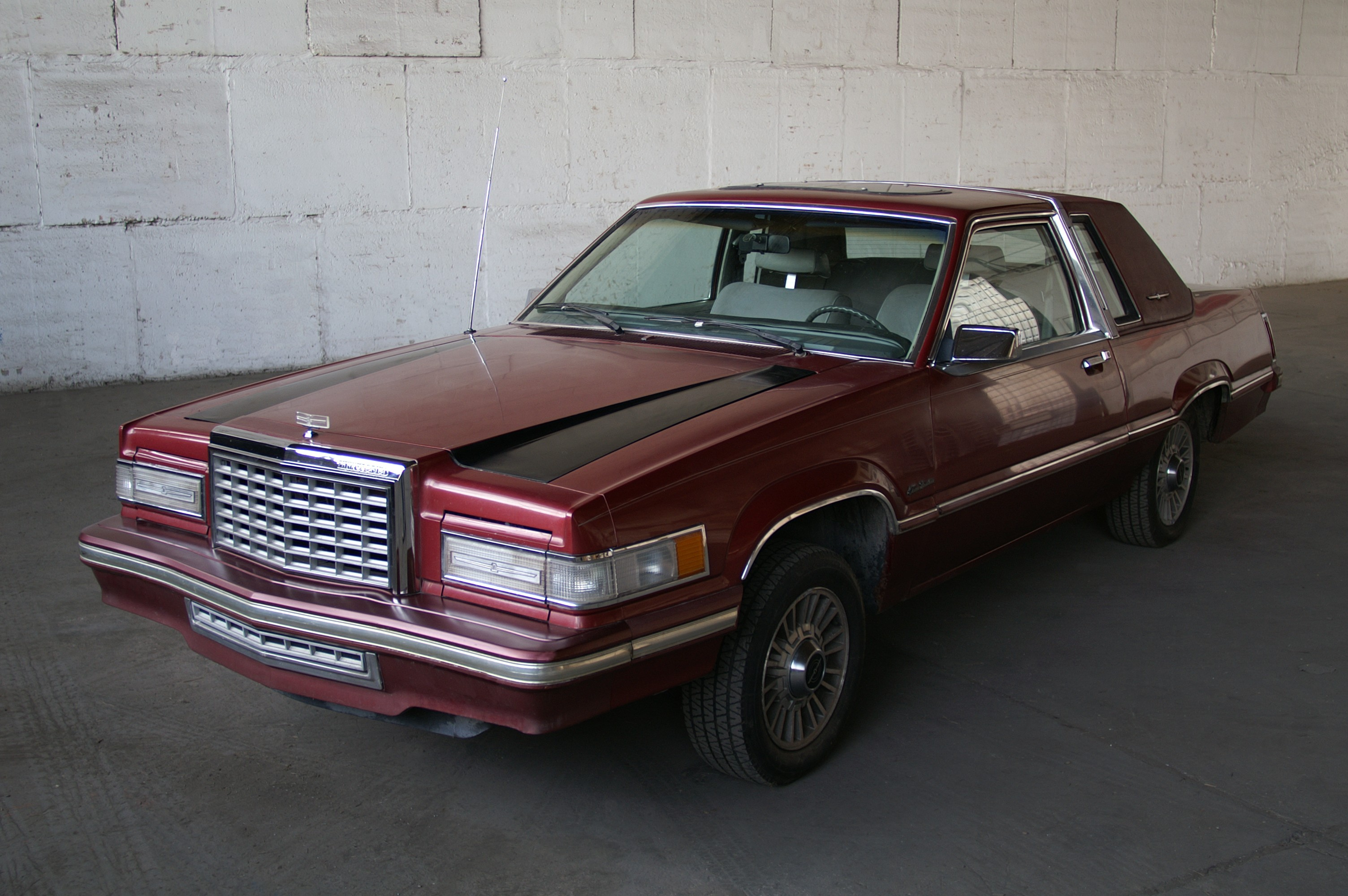 1980 Ford Cougar #9