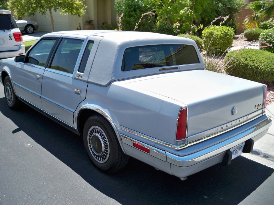 1990 Chrysler New Yorker #15