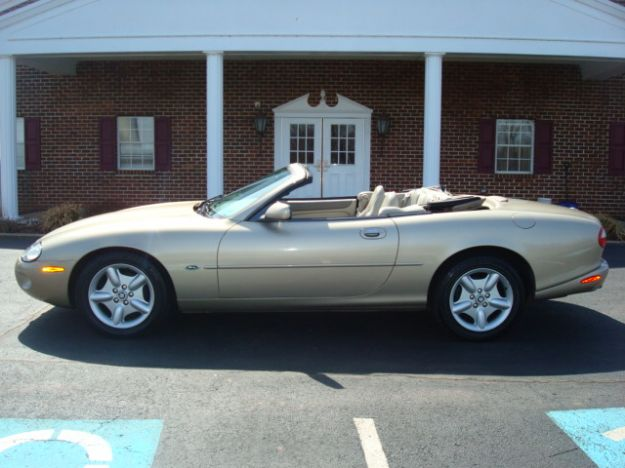 1998 Jaguar Xk-series #6