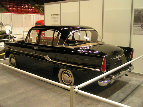1960 Toyota Crown #3