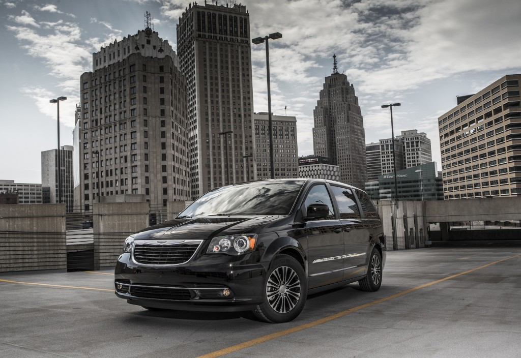 2014 Chrysler Town And Country #17