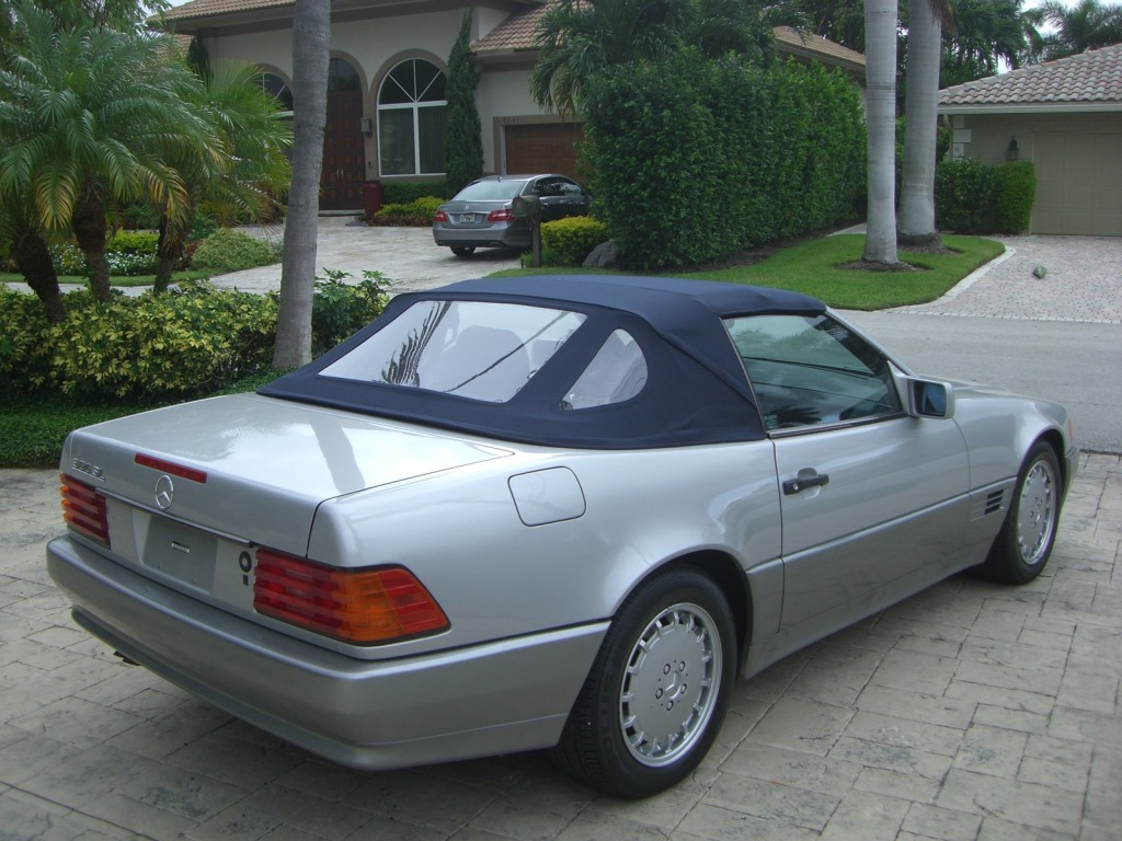 1991 Mercedes-Benz SL #12