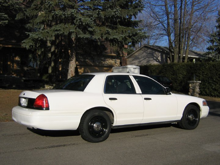 2006 Ford Crown Victoria #4