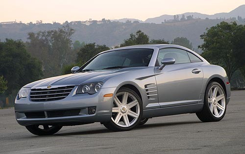 2007 Chrysler Crossfire #9