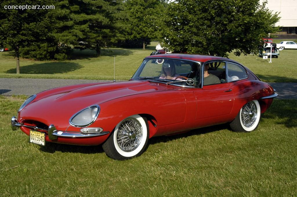 1964 Jaguar E-Type #5